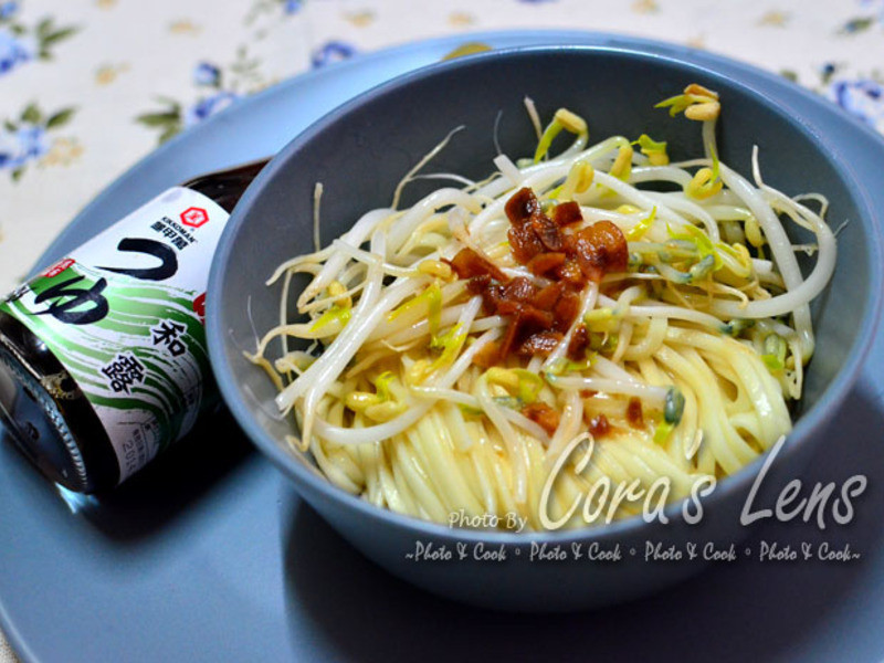 【可拉的鏡頭】南部風蒜味豆菜麵