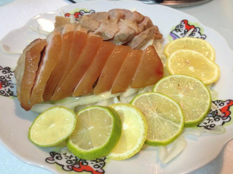 夏天爽口菜【檸檬燒肉片】越吃越順口的下酒菜