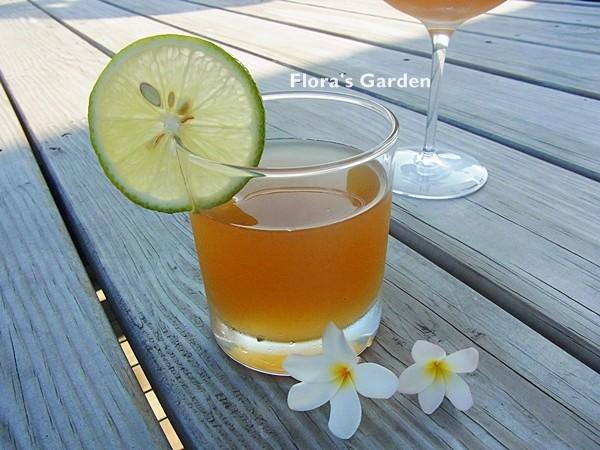 自製檸檬冬瓜茶