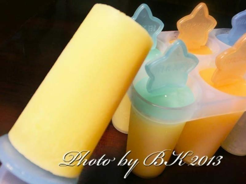 小玉西瓜牛奶 + 冰