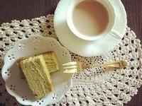 [蔓蔓廚房] 抹茶蜂蜜蛋糕