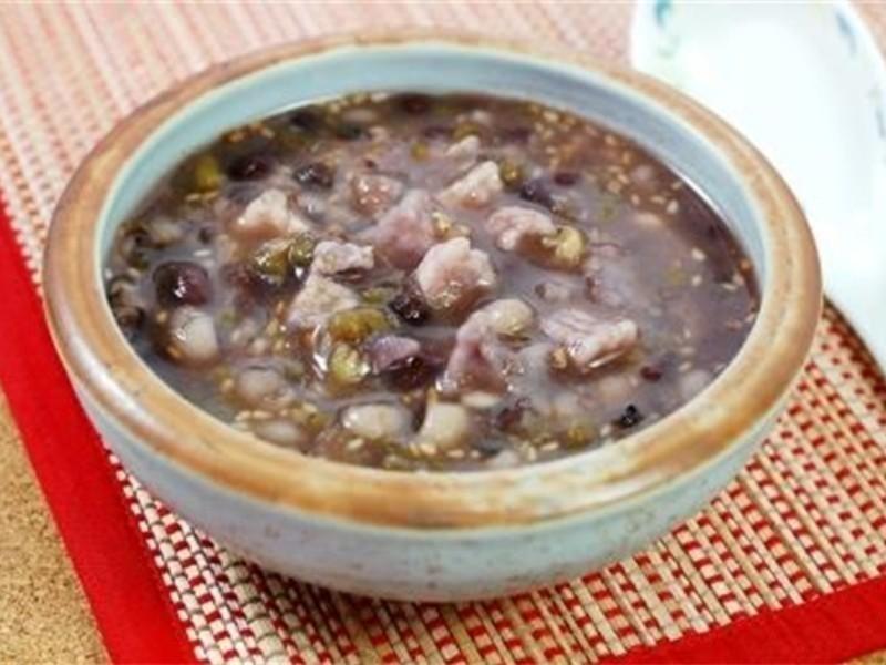 保健米豆粥《日正健康廚房》