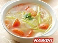 蕃茄芹菜湯