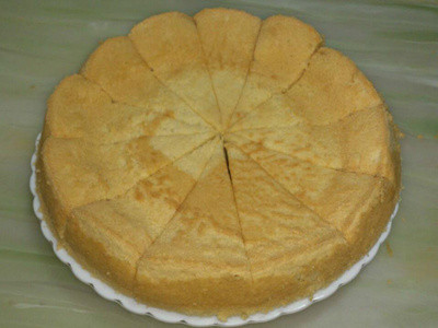 蜂蜜蛋糕(電鍋版)