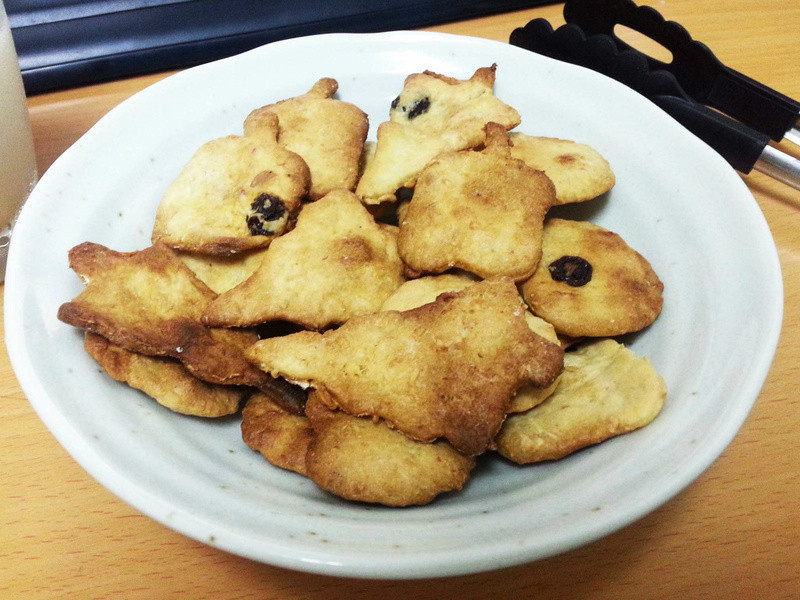 低卡燕麥脆餅乾