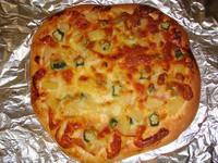自製夏威夷披薩