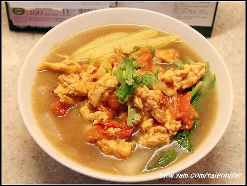 【嗆鍋麵】清水變雞湯