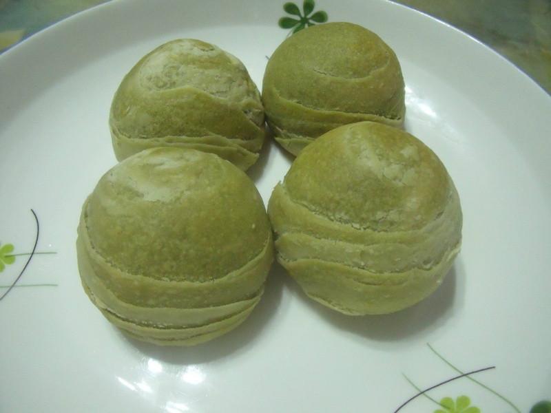 抹茶地瓜酥