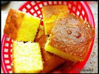 鄉村風格玉米麵包