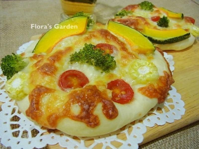 好好吃的佛卡夏麵包Focaccia