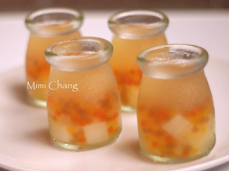 Mimi♥珍珠椰果寒天(洋菜凍)