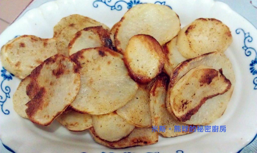 椒鹽馬鈴薯片