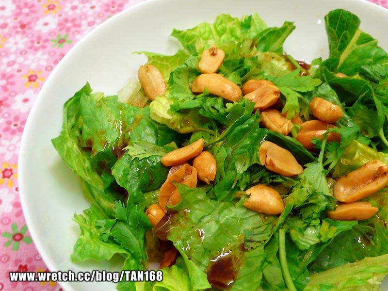 唐風香菜蘿蔓沙拉 ◆唐風沙拉12◆