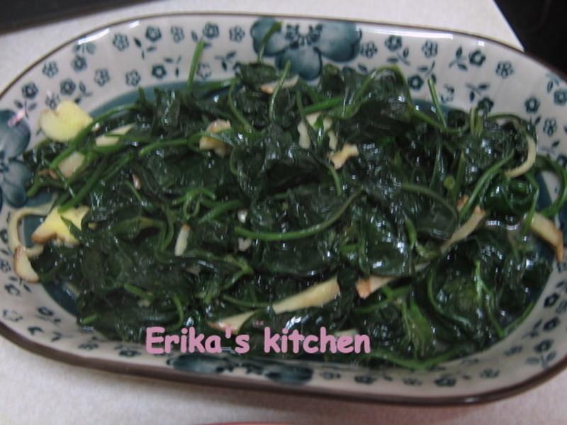 Erika's kitchen 日本枸杞菜
