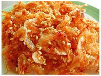《二廚料理海鮮》蜜汁櫻花蝦