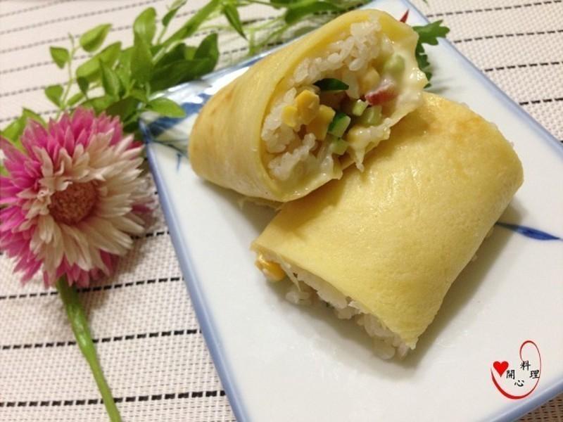 雞蛋捲餅~[綠巨人黃金玉米鑽石規格]