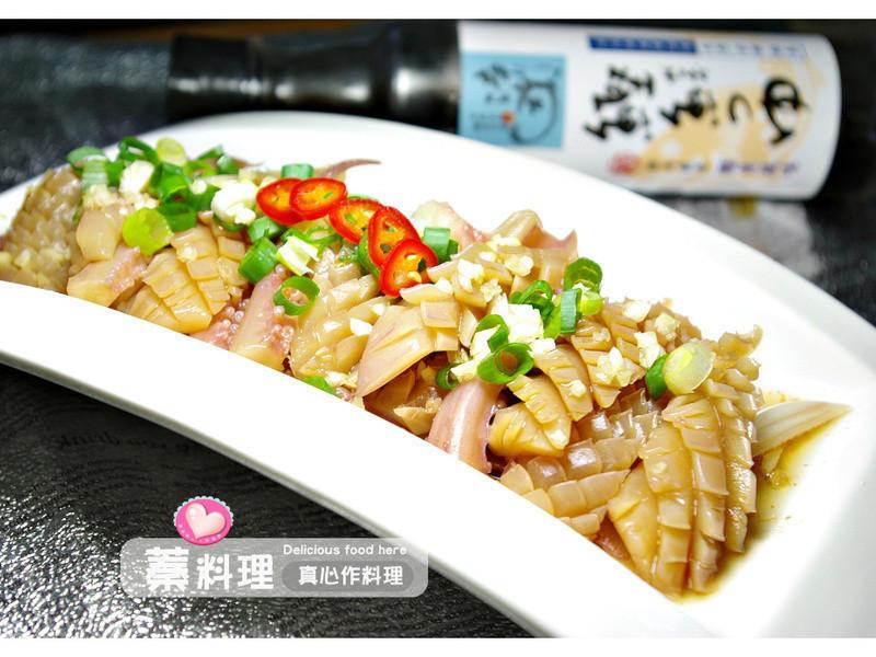 蓁料理♥泰式椒麻魷魚~時間淬釀的甘露之味