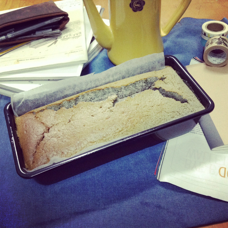 |Cheese|黑芝麻乳酪起司蛋糕 小磅蛋糕
