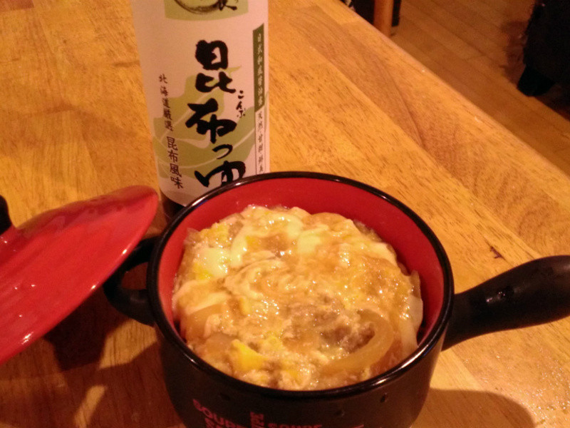 手作丼飯-時間淬釀的甘露之味