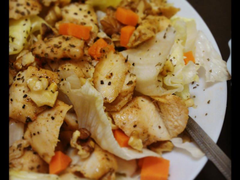 [沙拉] 墨西哥風炙燒雞肉沙拉