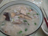 香濃芋頭粥