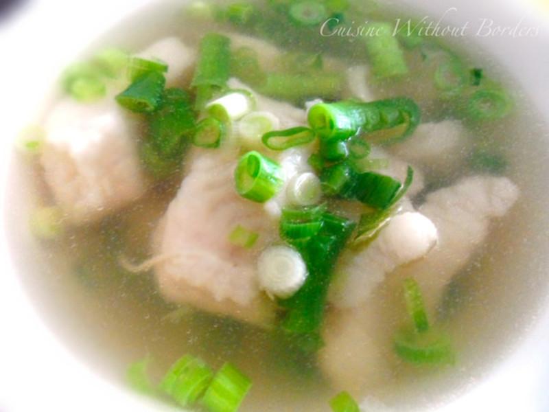 123 鮮魚湯好簡單!