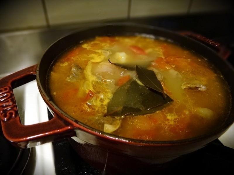 【餐桌上的美味練習題】蕃茄牛肉湯