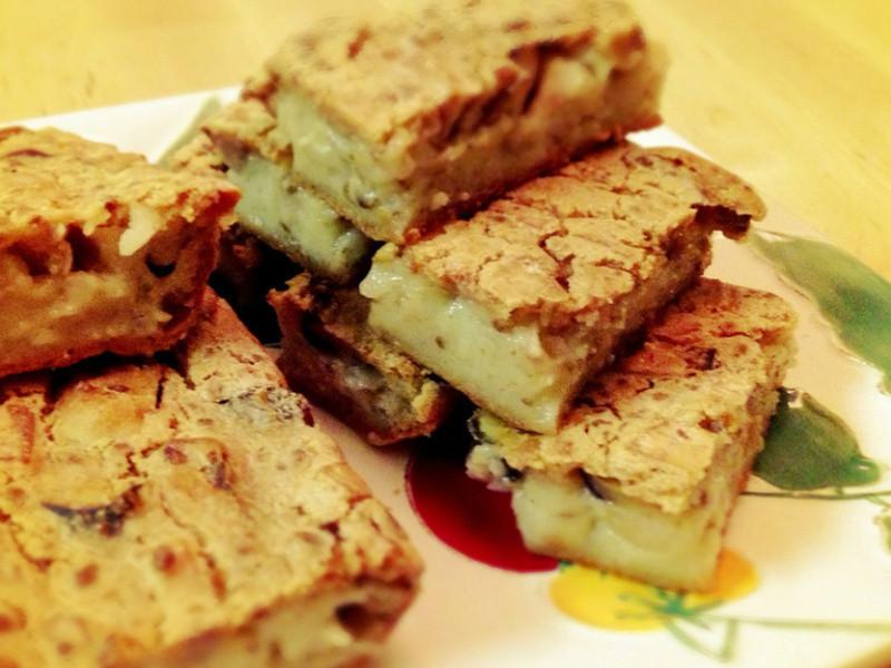 [烤]芋頭鹹粿
