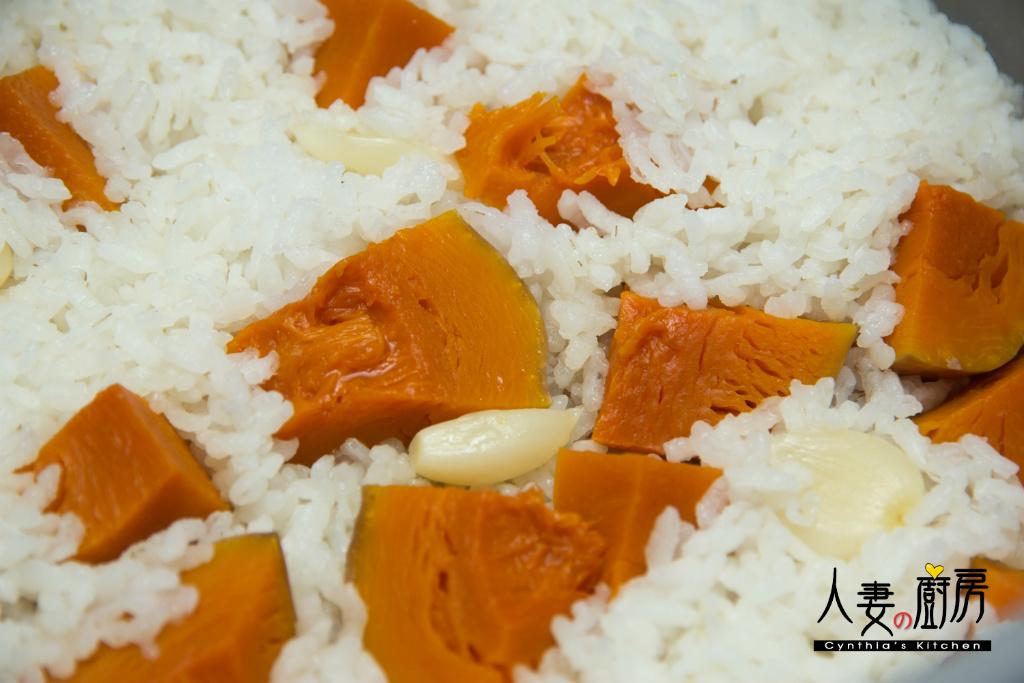 人妻的廚房--簡單美味的白米飯