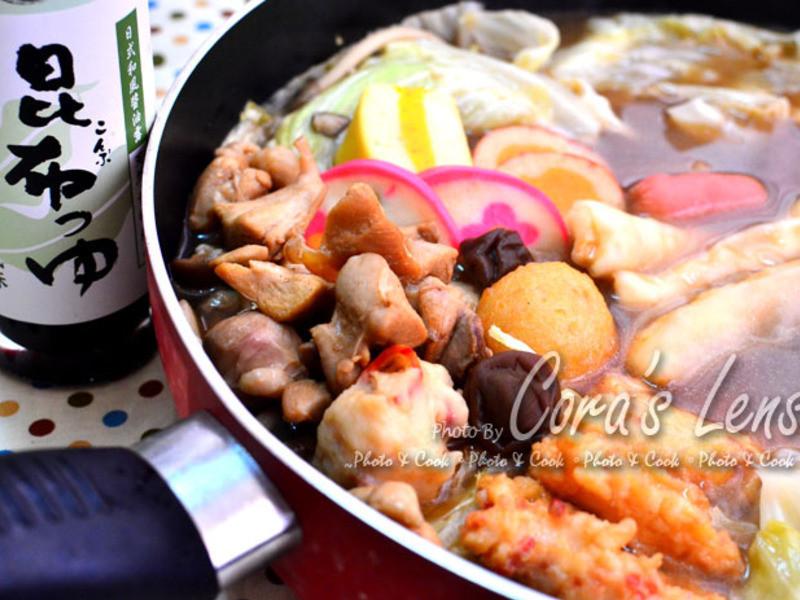 【時間淬釀的甘露之味】~梅子雞鍋