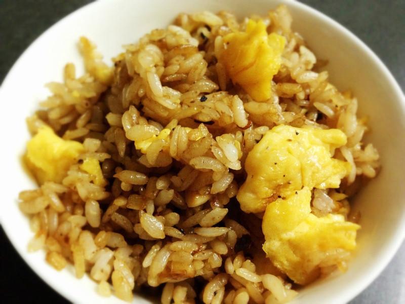 印尼炒飯 Indonesian Fried Rice (Nasi Goreng)