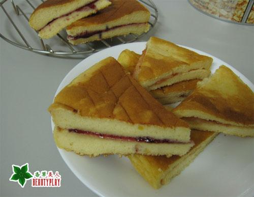 電子鍋~美味鬆餅