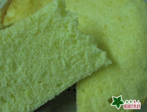 象印電子鍋~戚風蛋糕 (超好吃)