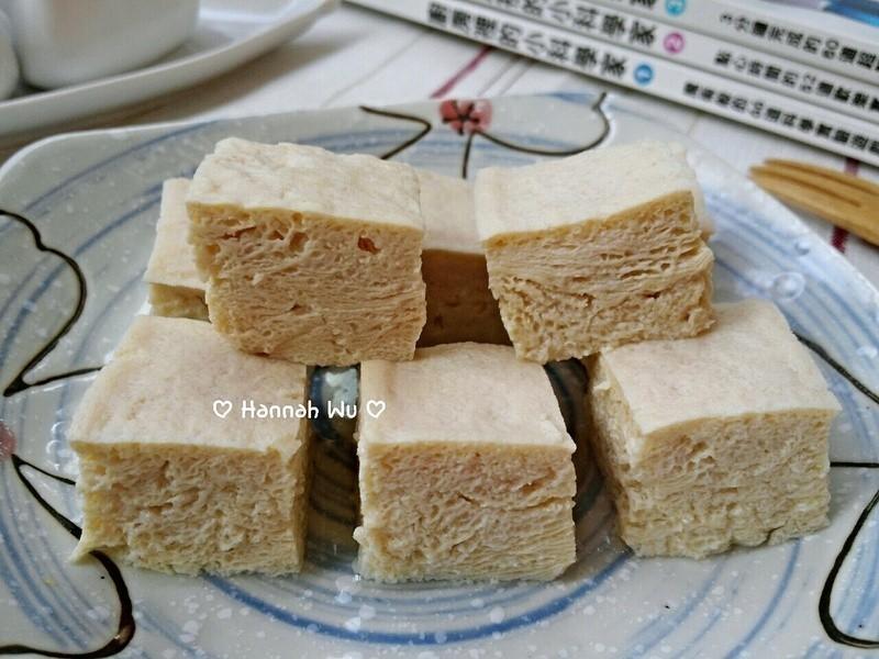 自製凍豆腐