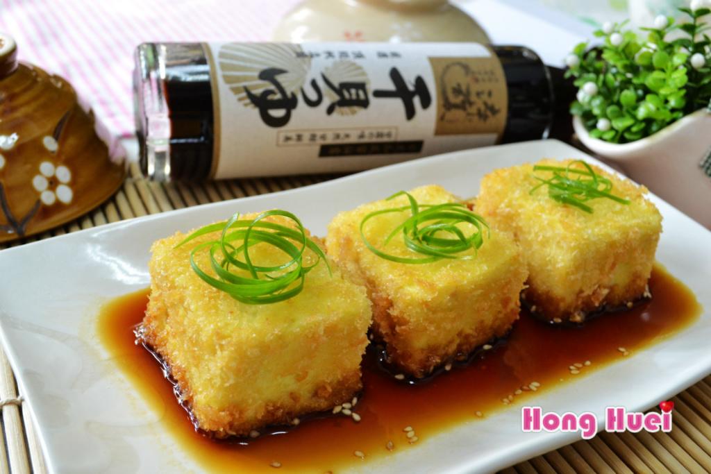 淬釀日式炸豆腐【時間淬釀的甘露之味】