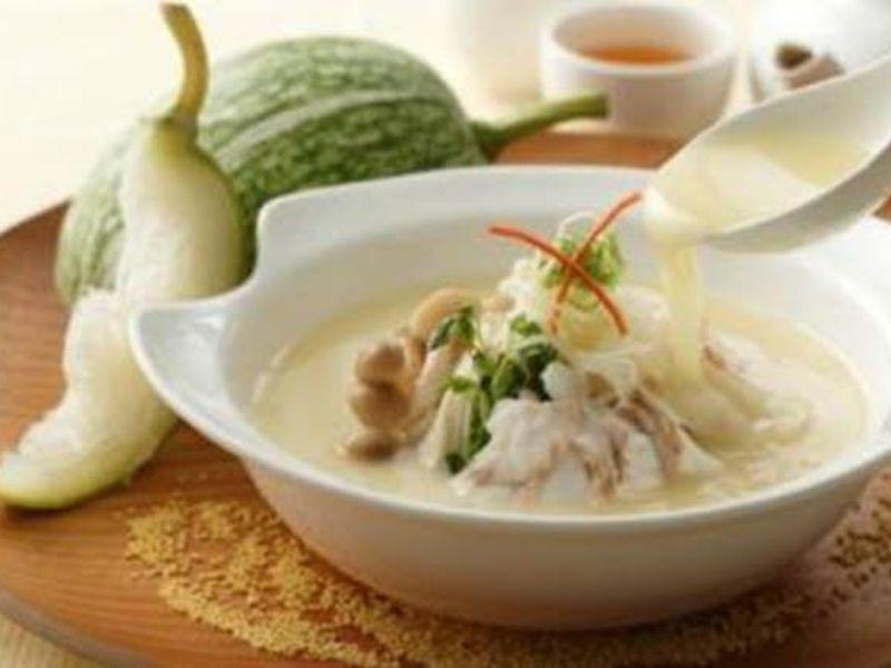 翅瓜米湯浸魚片