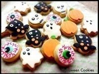 萬聖節創意翻糖餅乾