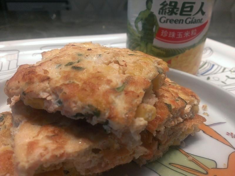鮭魚蛋煎【綠巨人黃金玉米鑽石規格】