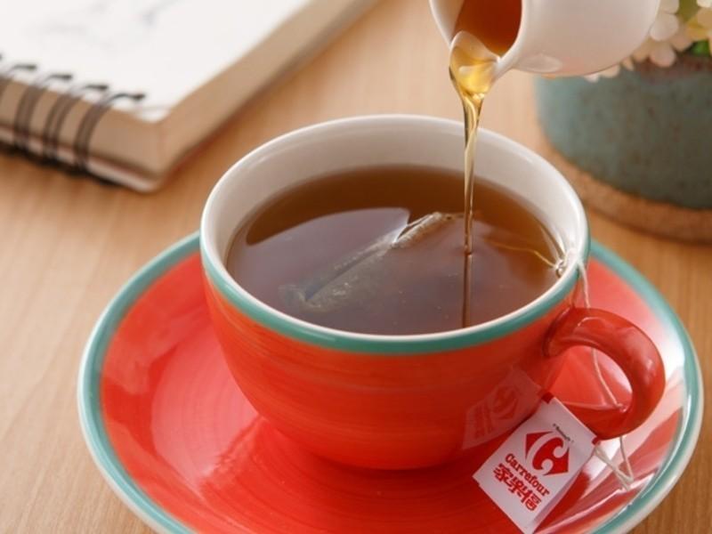 蜂蜜熱紅茶