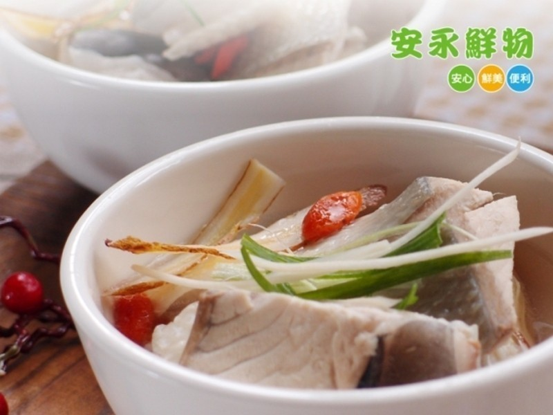 【安永鮮物】耆杞虱目魚肚湯
