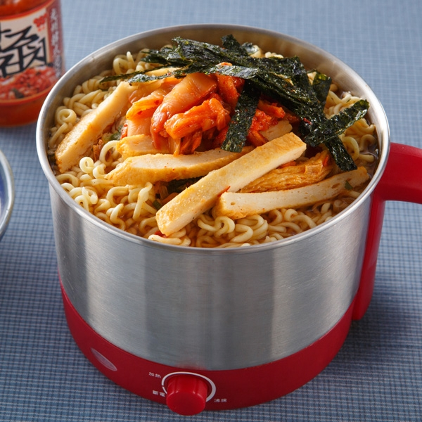 辛拉麵泡菜湯麵