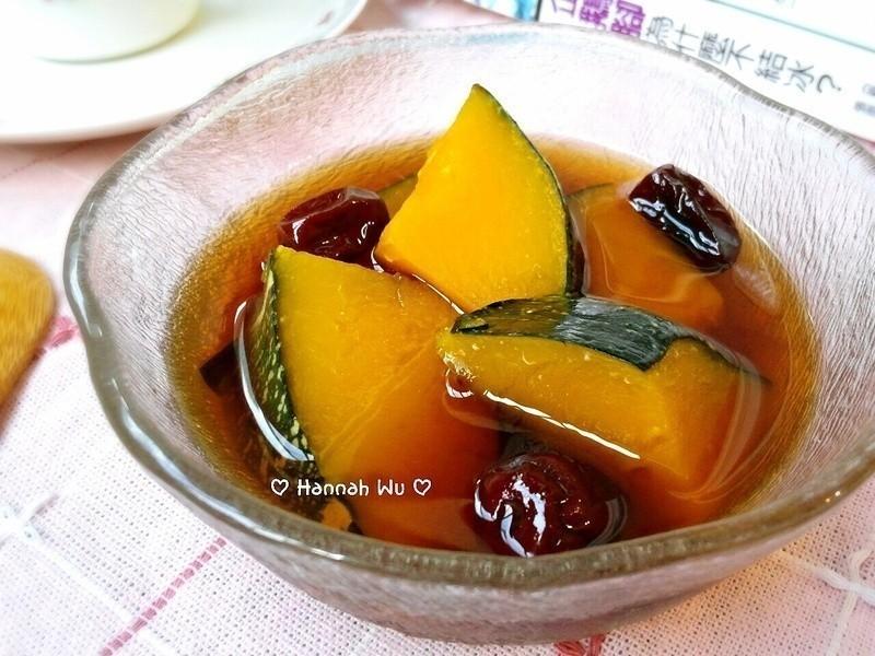 紅棗燉南瓜