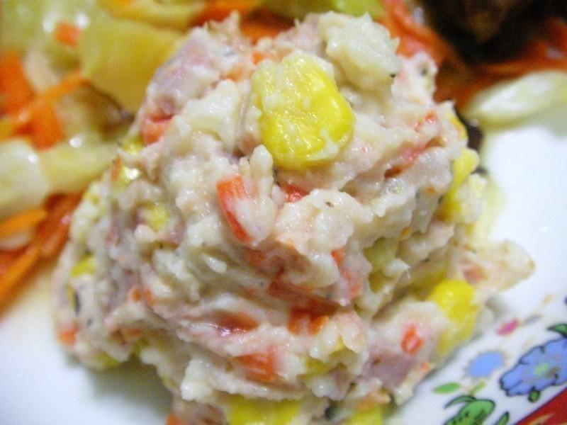 [ 綠巨人黃金玉米鑽石規格 ] 超簡單的玉米沙拉
