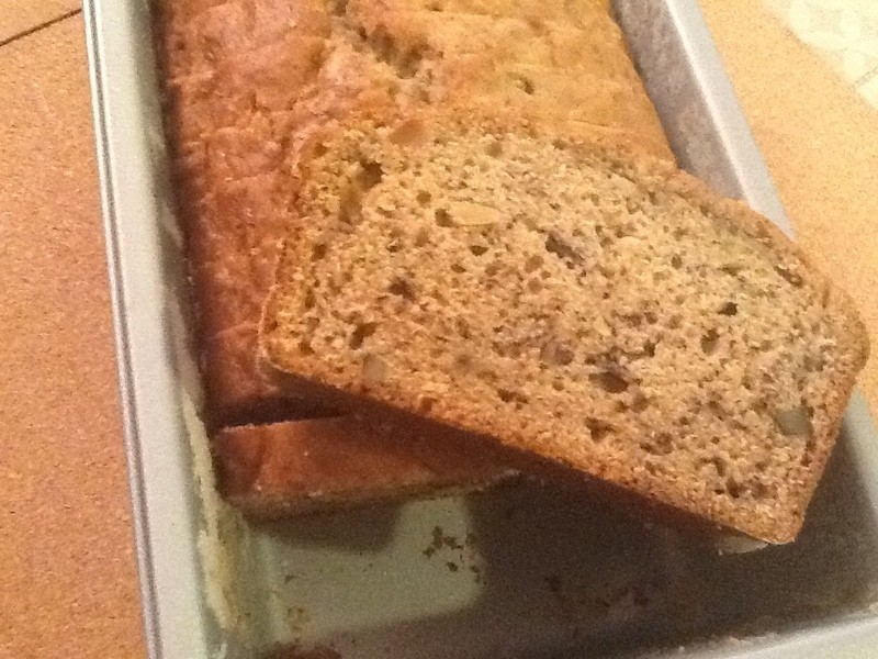 香蕉酸忌廉飽Banana Sour Cream Bread