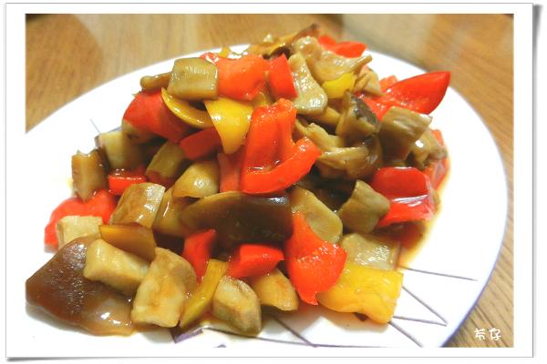 下飯的糖醋菇菇-金門高粱飄香料理