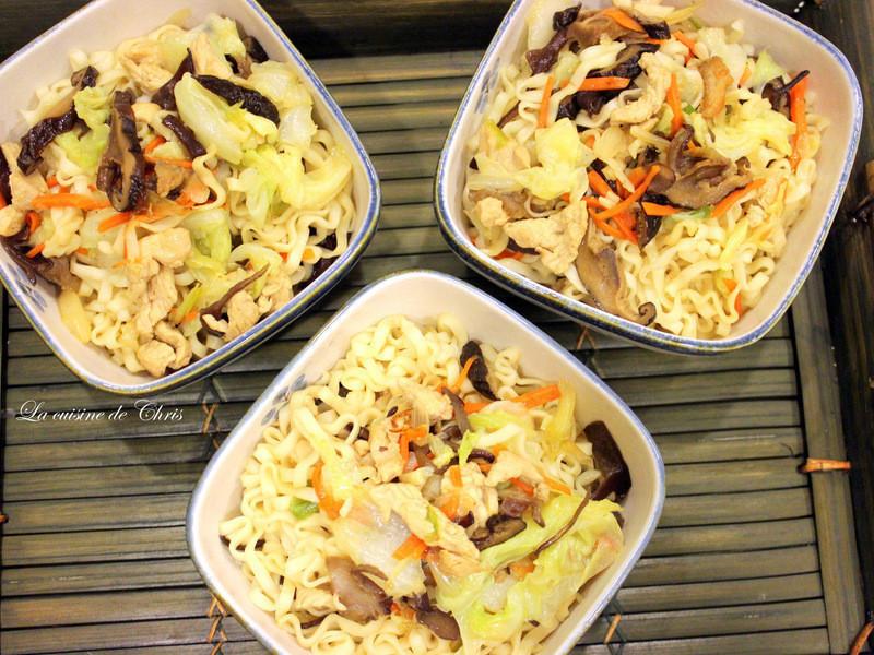 台式雞肉炒麵