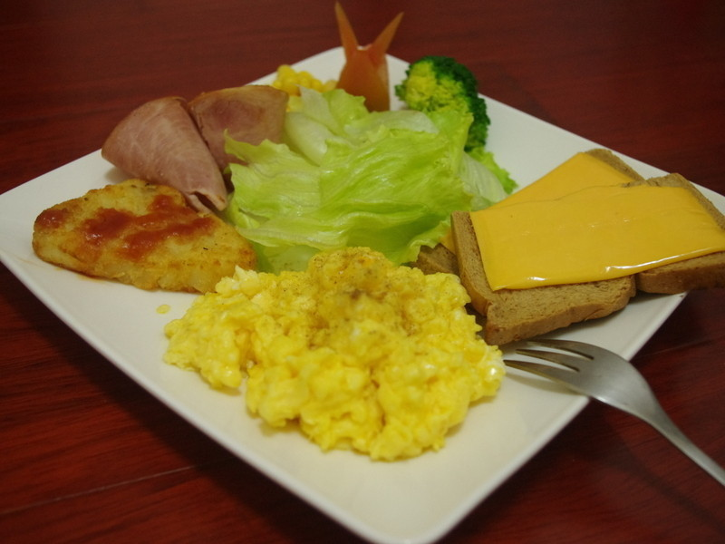 早午餐-美式蛋套餐
