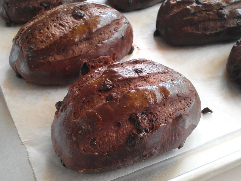 [麵包] 迷你特濃巧克力潛水艇