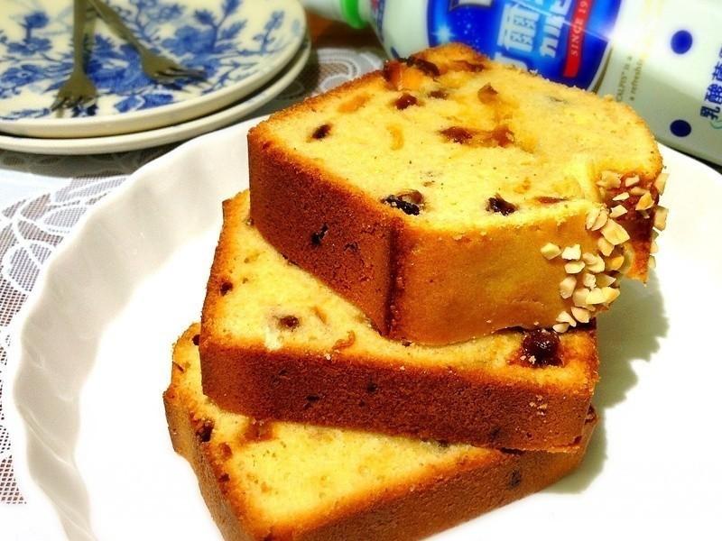 桂圓蛋糕----[可爾必思]