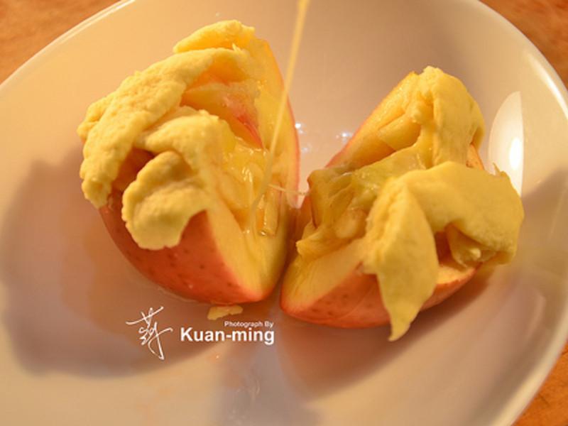 【差不多食譜】芝心蘋果(派) Cheesy Apple . . . Pie